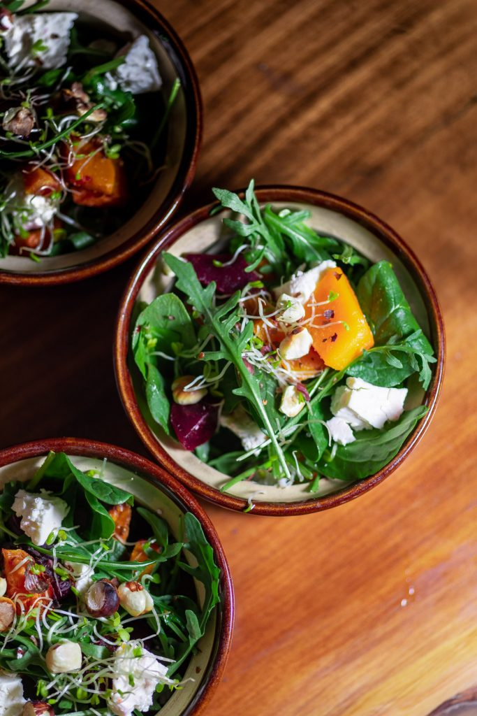 Butternut Squash and Beetroot Salad Recipe